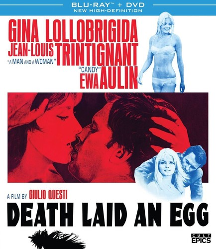 Death Laid An Egg