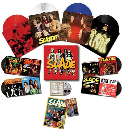 When Slade Rocked the World 1971-75 Collectors Box [Import]