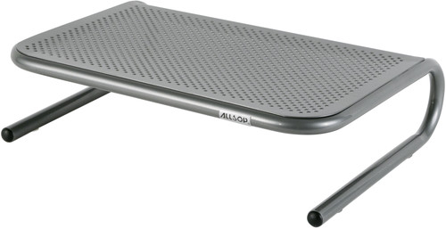 ALLSOP 27021 METAL ART JR MONITOR STAND PEWTER