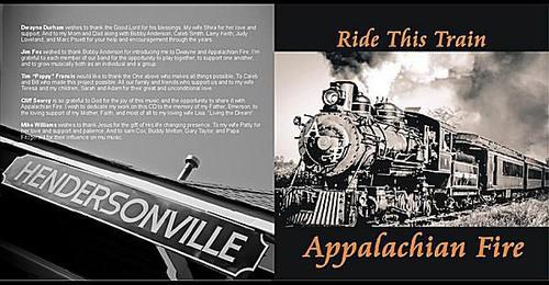 Ride This Train