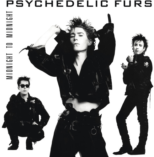 The Psychedelic Furs - Midnight To Midnight [LP]