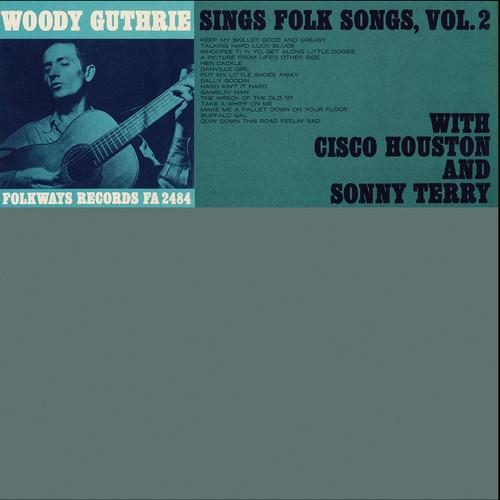 Vol. 2-Woody Guthrie Sings Folk Songs