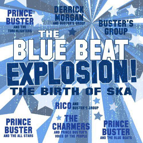 Blue Beat Explosion