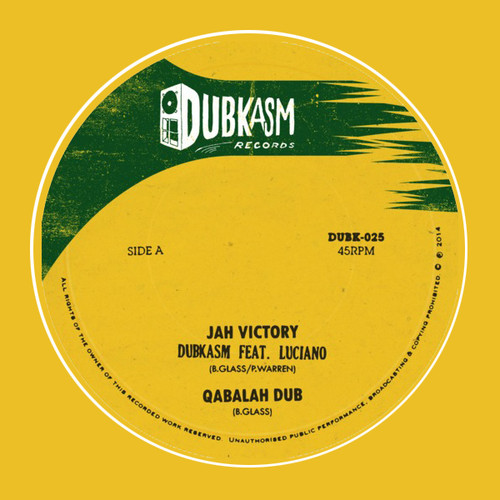 Jah Victory /  Right There