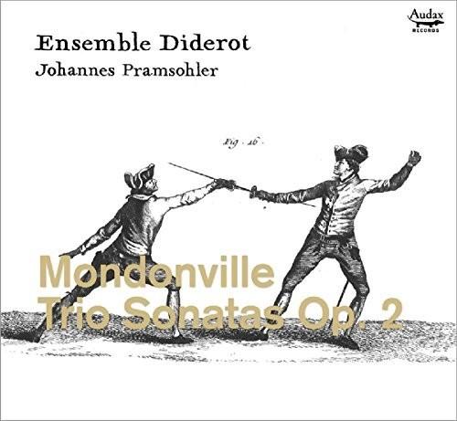 Mondonville: Trio Sonatas Op 2