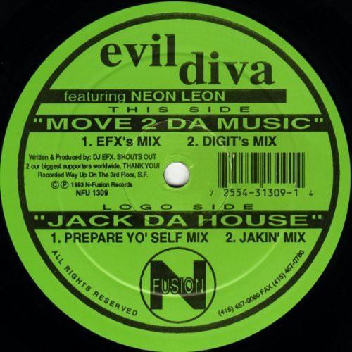 Move 2 Da Music/ Jack Da House