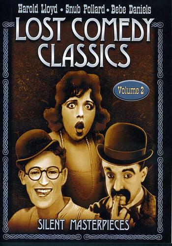 Lost Comedy Classics Volume 2