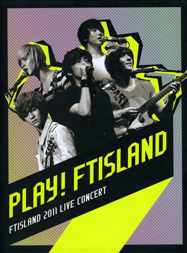 Play: Ftisland [Import]