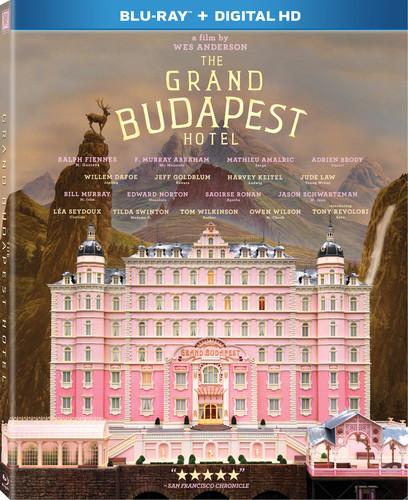 The Grand Budapest Hotel [Movie] - The Grand Budapest Hotel