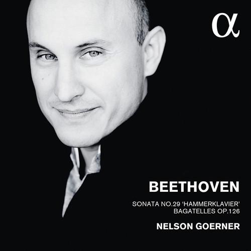 Beethoven: Sonata No. 29 & Bagatelles Op. 126
