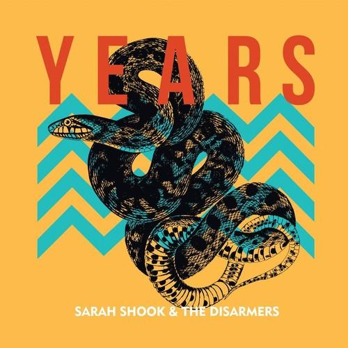 Sarah Shook & The Disarmers - Years [LP]