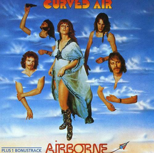Curved Air - Airborne [Import]