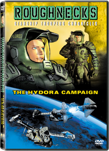 Roughnecks: Starship Troopers - Hydora Campaign