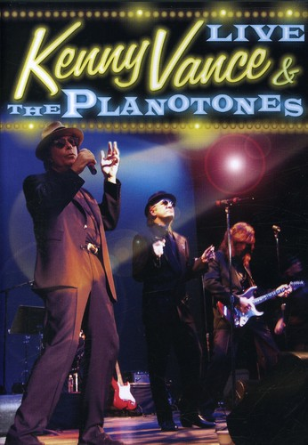 Kenny Vance & the Planotones Live
