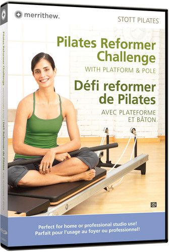 Pilates Reformer Challenge W /   Platform and Pole