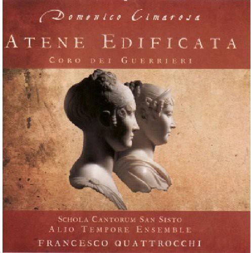 Atene Edificata Cantata a Quattro Voci