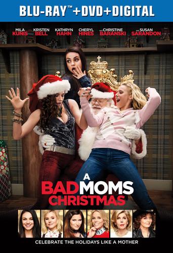 Bad Moms Christmas [Blu-ray/DVD]