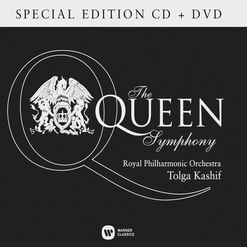 Tolga Kashif - The Queen Symphony [CD/DVD]
