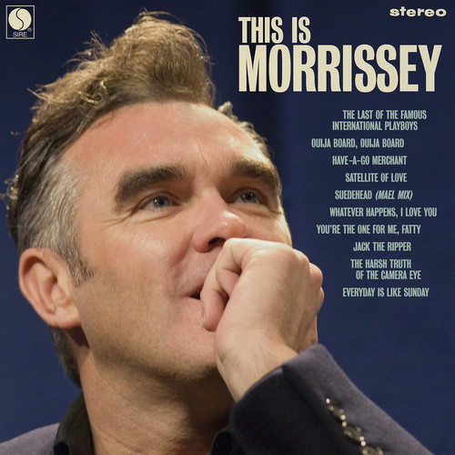 Morrissey - This Is Morrissey [LP]