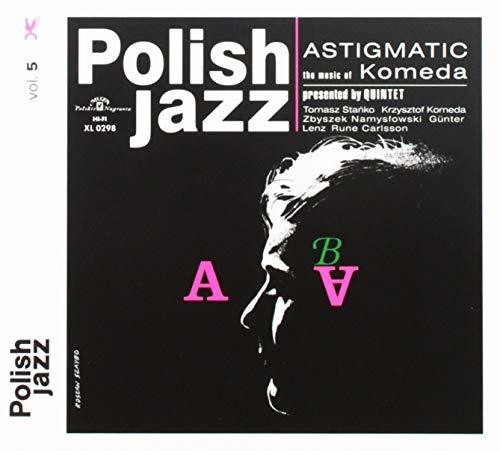 Komeda Quintet - Astigmatic (Polish Jazz)