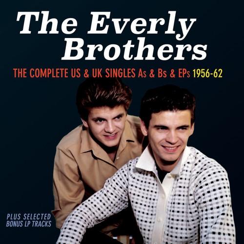 Complete Us & UK Singles: 1956-62