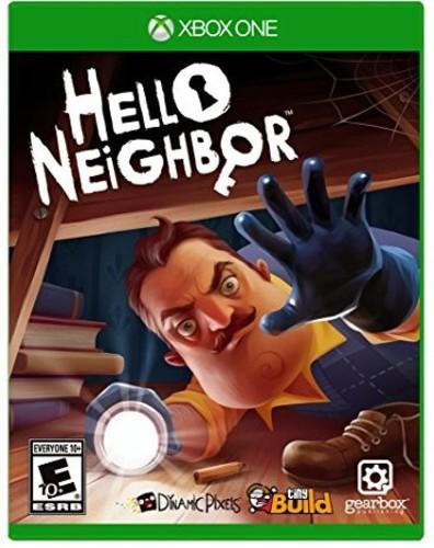 - Hello Neighbor for Xbox One
