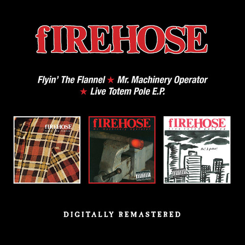 Flyin The Flannel /  Mr Machinery Operator /  Live Totem Pole EP [Import]