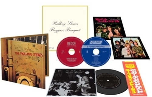 The Rolling Stones - Beggars Banquet: 50th Anniversary Edition (Hybr)