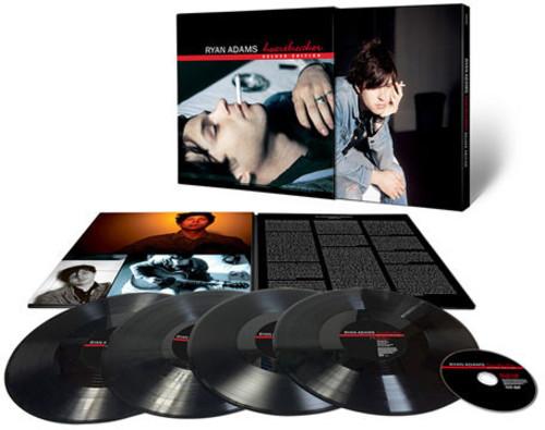 Ryan Adams - Heartbreaker: Deluxe Edition [4LP+DVD]