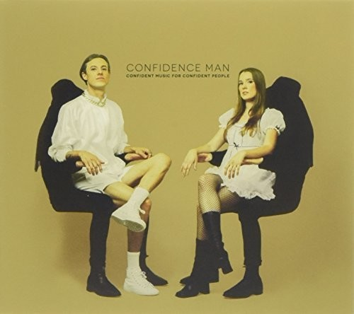 Confidence Man - Confident Music For Confident People [Import]