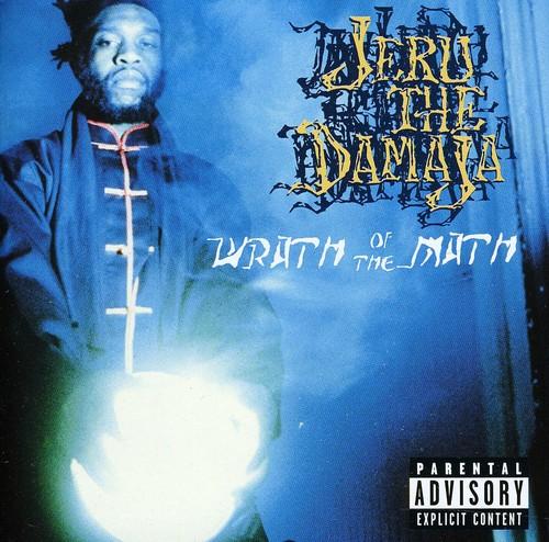 Jeru The Damaja - Wrath Of The Math [Import]