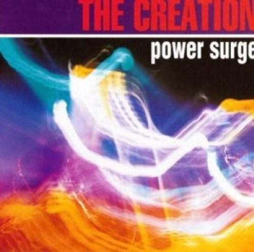 Creation - Power Surge [Colored Vinyl] (Uk)