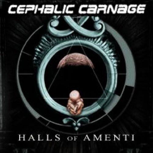 Halls of Amenti [Import]