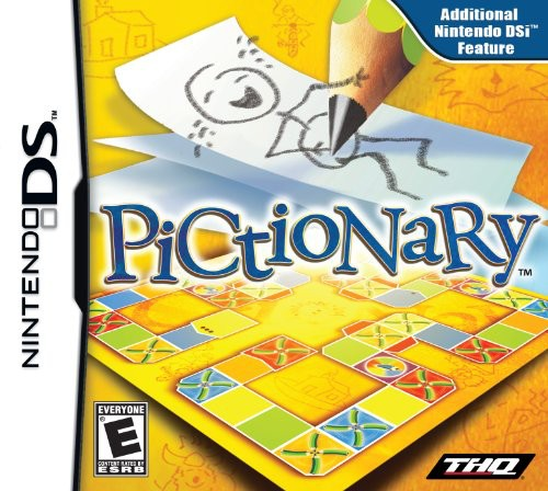 - Pictionary  DS for Nintendo DS