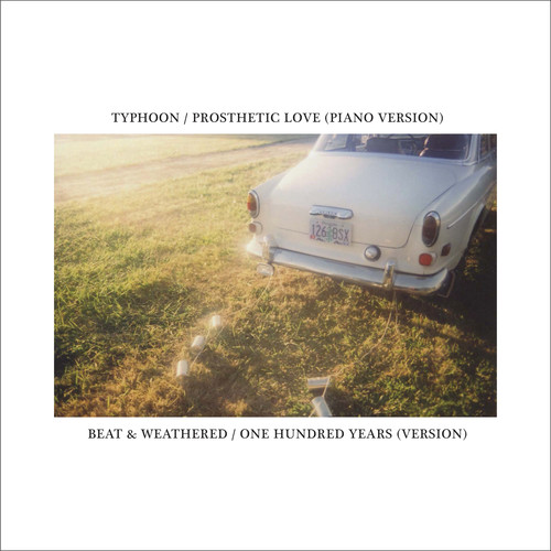 Typhoon - Prosthetic Love (Piano Version) - Vinyl Single