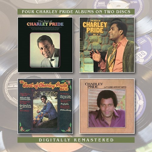 Pride ,Charley - Best Of / Best Of 2 / Best Of 3 / Greatest Hits