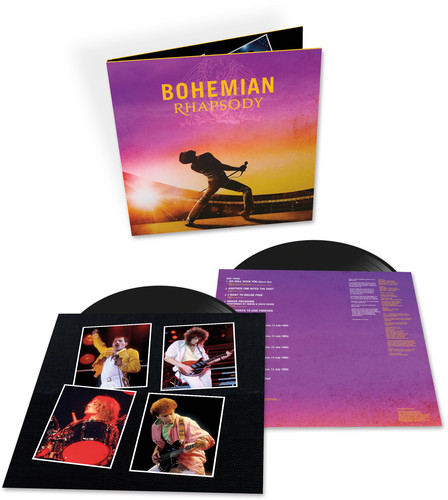 Queen - Bohemian Rhapsody: Soundtrack [2LP]