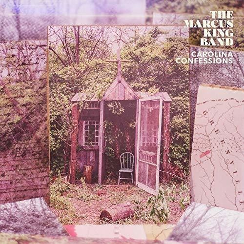 The Marcus King Band - Carolina Confessions [LP]