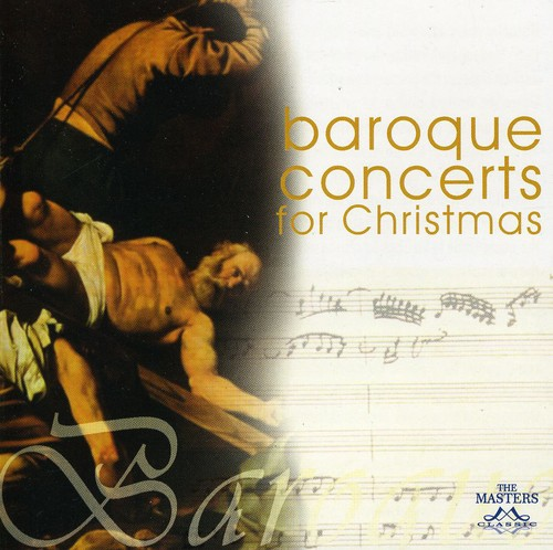 Baroque Concerts for Christmas /  Various