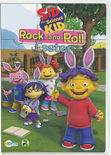 Sid The Science Kid: Sid Rock & Roll Easter W/ Puzzle