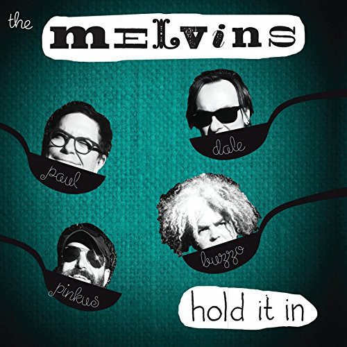 Melvins - Hold It In [Vinyl]