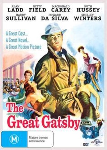 Great Gatsby 1949 [Import]
