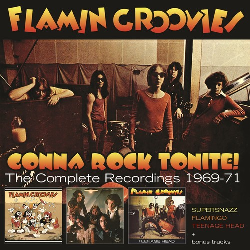 Gonna Rock Tonite: Complete Recordings 1969-1971 [Import]