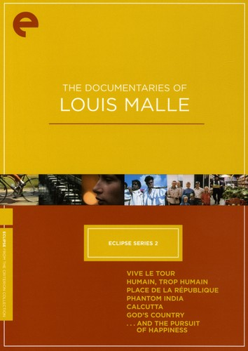 The Documentaries of Louis Malle (Criterion Collection - Eclipse Series 2)