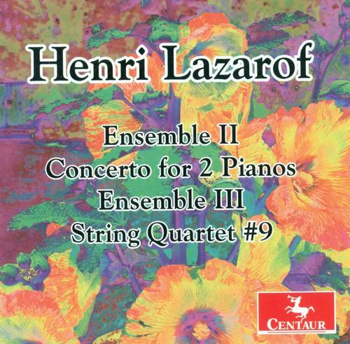 Ensemble II for Piano 4 Hands & String Quartet
