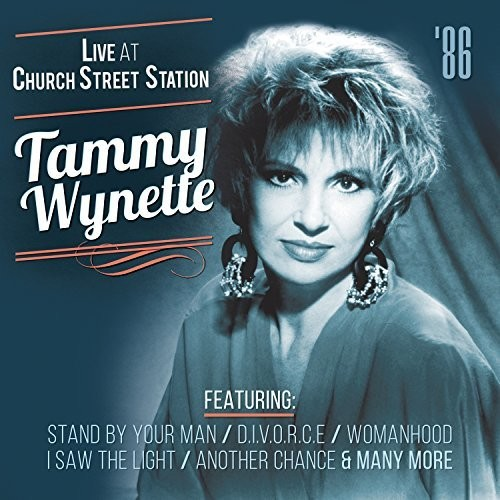 Tammy Wynette - Live At Church Street Station
