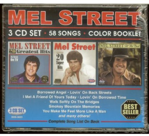 Mel Street - 58 Songs