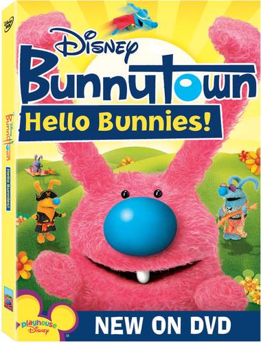 Bunnytown: Hello Bunnies!