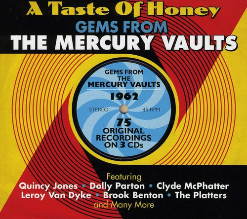 A Taste Of Honey Gems From The Mercury Vaults 196 - A Taste Of Honey: Gems From The Mercury Vaults 196