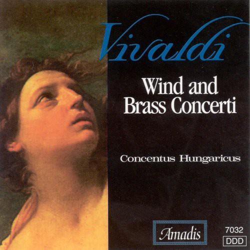 Wind & Brass Concertos